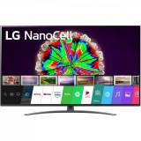 Televizor LG LED Smart TV 49NANO813NA 123cm Ultra HD 4K Black