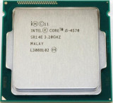 Procesor Intel Haswell, Core i5 4570,4570 S-socket 1150