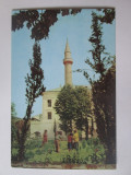 Carte postala necirculata Ada Kaleh,moscheea anii 60