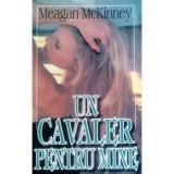 Meagan MCKINNEY  -  UN  CAVALER  PENTRU  MINE  - dragoste , suspans , ed.Miron