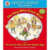 The Boy Who Cried Wolf with The Goose That Laid the Golden Eggs - Aesop's Fables
