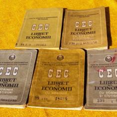 Librete   CEC ,  RPR  si RSR