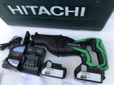 Ferastrau Sabie Hitachi CR 18DSL Fabricatie 2018