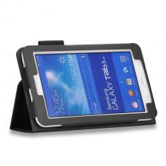 Husa Tableta Samsung Galaxy Tab 3 Lite SM-T111 T110 T113 T116 Neagra TAB253