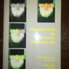 Incursiune in istoria religiilor- Gabriela Lucia Siclovan, Ana Irina Iorga