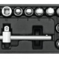 Set chei tubulare pentru buson ulei YATO YT-0599