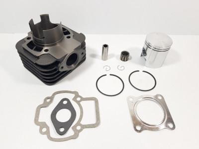 Kit Cilindru Set Motor Scuter Derbi Bullet 80cc RACIRE AER foto