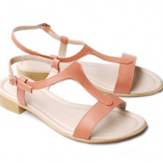 Sandale dama din piele naturala - Made in Romania S16M4