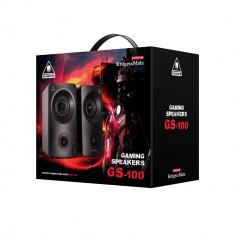 Boxe Gaming PC KrugersiMatz Warrior GS-100