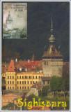 Carte postala CP MS071 Sighisoara - Turnul cu ceas - necirculata