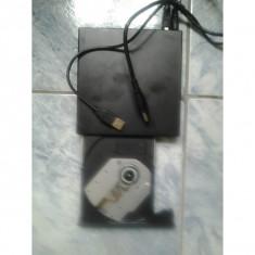 Unitate optica externa laptop DVD-RW USB 2.0 slim