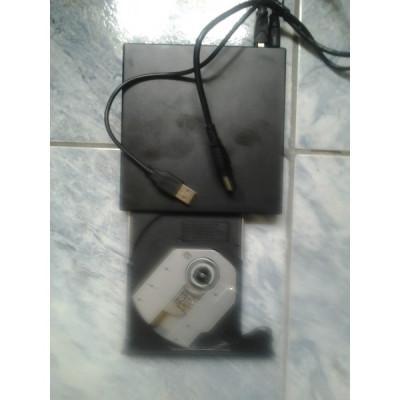 Unitate optica externa laptop DVD-RW USB 2.0 slim foto