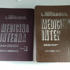 Medicina Interna - L. Gherasim(vol. 1, 2)