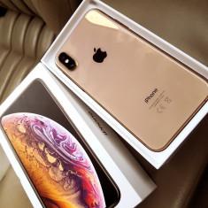 Iphone Xs Gold 64 Gb Nou ,Desigilat doar pentru poze ., Auriu, 5.8'', Smartphone, Apple