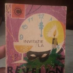 INVITATIE LA REVELION