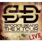SPOCKS BEARD X TOUR LIVE Ltd digi (CD)