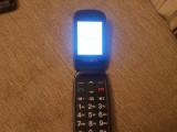 Cumpara ieftin Telefon Clapeta Varstnici SwissOne BBM615 Black Liber retea Livrare gratuita!, Negru, <1GB, Neblocat