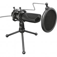 Microfon Trust GXT 232 Mantis Streaming Black