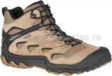 Bocanci Bărbați Munte Piele impermeabili Merrell CHAMELEON 7 LIMIT MID WTPF Men SelectDry