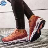 """ADIDASI ORIGINALI 100% Nike  Air Max 95 Premium"""" Burnt """" din germania nr 38"""