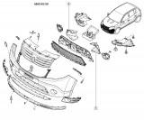 Convergent Dreapta K4 - K7 Logan, SanderoI Renault 6001549318