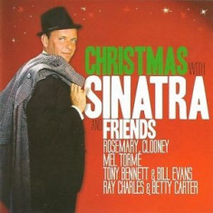Frank Sinatra Christmas with Friends (cd)