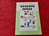Manual pentru Limba germana, clasa a VIII-a L1 Deutsch mit Spass - Silvia FloREA, Clasa 8, Manuale