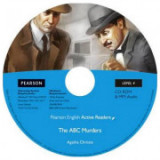 Level 4: The ABC Murders Book and Multi-ROM with MP3 Pack - Agatha Christie