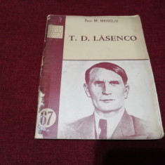 M MANOLIU - T D LASENCO