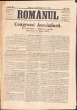 Z1 Ziarul Romanul 5/18 septembrie 1913 Arad moartea lui Aurel Vlaicu