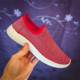 Pantofi sport Remiris rosii -rl