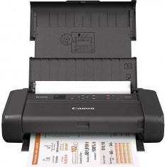 Imprimanta inkjet color portabila Canon Pixma TR150 USB Wi-Fi A4 Black