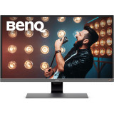 Monitor LED BenQ EW3270U 31.5 inch 4K 4 ms Silver-Black USB C 60Hz