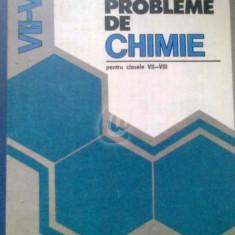 Probleme de chimie pentru clasele VII - VIII