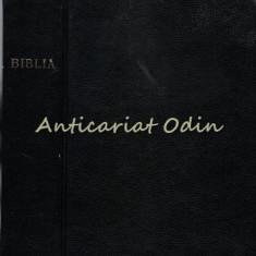 Biblia Sau Sfinta Scriptura A Vechiul Si Noul Testament - Cu Trimiteri
