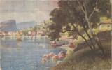 Germania, reproduceri de artă, carte poştală ilustrată, necirculată, Necirculata, Printata