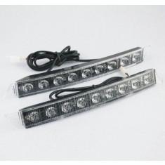 Lumini de zi DRL 9 led *1W