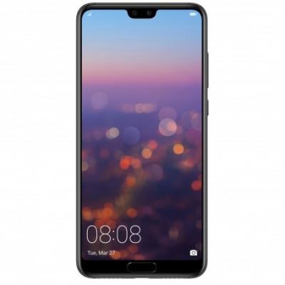 Telefon mobil Huawei P20 Pro, Dual SIM, 128GB, 6GB RAM, 4G, Midnight Blue foto