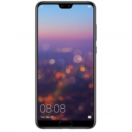 Telefon mobil Huawei P20 Pro, Dual SIM, 128GB, 6GB RAM, 4G, Midnight Blue