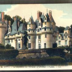 AD 03 C. P. VECHE- RIGNY USSE -LE CHATEAU  -1917 -FRANTA