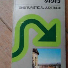 Sibiu Ghid turistic al judetului Victor Voicu-Vedea, Nicolae Denes, Mircea Oprisiu