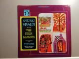 Vivaldi – The Four Seasons (1969/Nonesuch/USA) - Vinil/Vinyl/ca Nou, decca classics