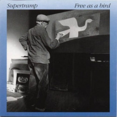 Supertramp Free As A Bird remastered (cd)