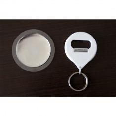 Componente tip breloc cu desfacator pentru sticle