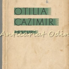Versuri - Otilia Cazimir - Tiraj: 6150 Exemplare