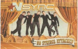 Caseta NSYNC-No Strings Attached, originala