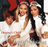 CD Destiny's Child – 8 Days Of Christmas, original, holograma