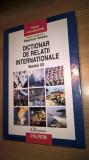 Dictionar de relatii internationale - Secolul XX - Maurice Vaisse (coord.)