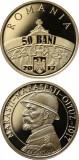 Moneda ROMANIA  50 bani 2017 proof - Marasti Marasesti Oituz FERDINAND UNC