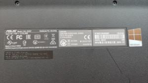 HDD Caddy suport hdd originala Asus X540 X540LJ X540S X540SA X540Y